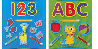 books for kids abc u0026 123 i can color coloring u0026 educational books