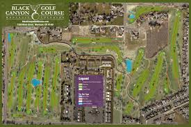 Colorado Brewery Map by Black Canyon Golf Course Montrose Co Official Website