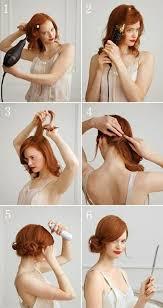 comment cuisiner les chignons de 50 idées pour votre coiffure mariage cheveux mi longs archzine fr