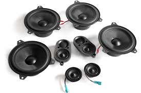 bmw e46 coupe parts bavsound e46 coupe stage one speaker upgrade kit pelican parts