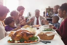 13 traditional dinner prayers and mealtime blessings