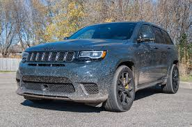 jeep station wagon 2018 8 things we learned living with the 2018 jeep grand cherokee trackhawk