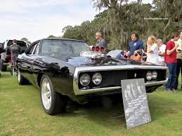 fast and furious cars vin diesel fast and furious 4 5 dodge charger at the 2016 amelia island