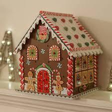 wood advent calendar wooden gingerbread house advent calendar by ella