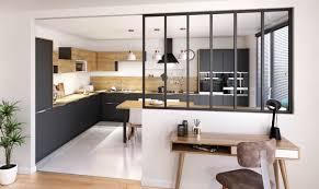 en cuisine avec cuisine avec une verrière nos inspirations