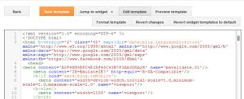 blog helper for bloggers how to use the new blogger html editor