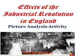 effects of the industrial revolution picture analysis world