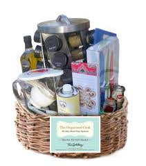 the organized cook starter kit gift basket cooking products