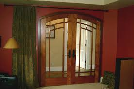 Wood Blinds For Patio Doors Curved Brown Wooden Door Panel For Patio Door Using Black Door