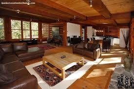 chalet a louer 4 chambres chalet à louer laurentides lac supérieur rcnt chalets 5
