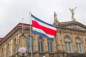 San Jose Flag Costa Rica Wm Trikots