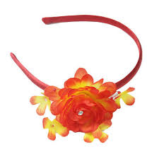 flower hair band kids flower hair band flower hair band pooja mumbai id