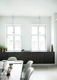 all white nordic style kitchen design lanierhome