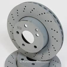 mercedes c class brake discs brake discs c class w204 c180 cgi sport package original