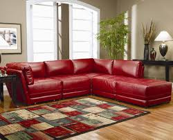Red Recliner Sofa Red Reclining Sofa Microfiber Aecagra Org