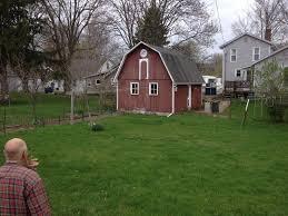 gambrell roof pro rib steel u2013 gambrel roof barn u2013 edgerton ohio jeremykrill com