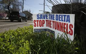 state releases report on disputed twin tunnels water plan sfgate