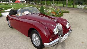antique jaguar 1959 jaguar xk 150 dhc exterior and interior classic gala