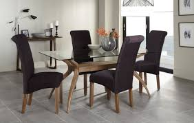 Aubergine Dining Chairs Serene Islington Dining Tableimage Is Shown With The Serene