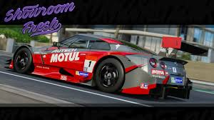 nissan nismo race car forza horizon 3 2015 nissan 1 nismo motul autech gt r youtube