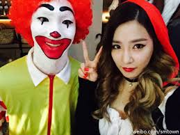 halloween party girls fy gg snsd tiffany pinterest tiffany hwang snsd and group
