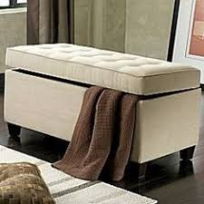 foot of bed storage ottoman a very useful ottoman storage box hinged top and capacious base