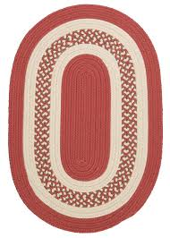 8x8 Outdoor Rug by Cresent Ovals Colonial Mills Braided Area Rugs Indoor
