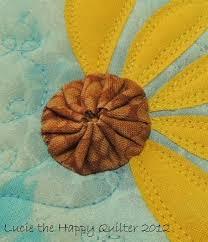 144 best quick yo yo makers images on pinterest yo yo quilt