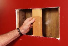 Repair Ceiling Hole by Steps To Patch Large Holes In Wallboard At The Home Depot