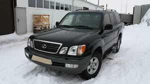 lexus lx pictures 1999 lexus lx 470 start up engine and in depth tour youtube