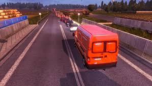 renault purple euro truck simulator 2 renault master furgon modu