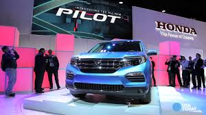 honda pilot png 2016 honda pilot loses weight to gain more sales