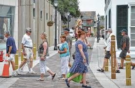 thanksgiving in st augustine florida sees record tourism in third quarter st johns county