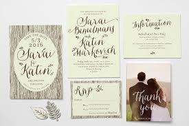 wedding registry inserts wedding invitation etiquette you can use in the modern world a