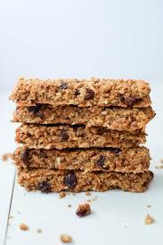 Top 10 Healthiest Granola Bars by Healthy Carrot Cake Granola Bars Recipe