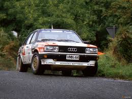 audi rally 80 quattro rally car b2 1983 u20131984 pictures