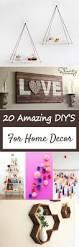 20 amazing diy home decor ideas great diy ideas