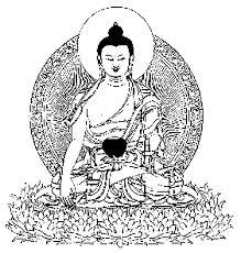 coloriage pays et regions bouddhas 1 à colorier allofamille