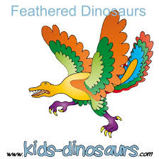 feathered dinosaurs facts kids