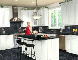 white kitchen tile backsplash black subway tiles backsplash black tile kitchen kitchen white