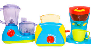 Kitchen Appliance Cooking Playset Just Like Home Kitchen Appliance Set Toaster
