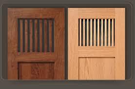 Cabinet Panel Doors Custom Accent Cabinet Door Styles Walzcraft