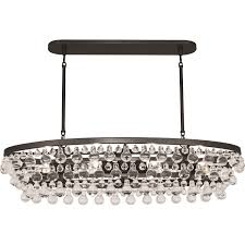 bling chandelier by robert abbey collectic home robert abbey bling