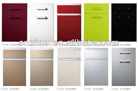 Acrylic Cabinet Doors White Pvc Laminate Kitchen Cabinet Door Buy Laminate Door High