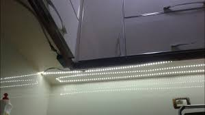 how to install lights under cabinets light up a kitchen how to install led strip under cabinet