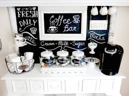 unique coffee and tea station ideas 41 for with coffee and tea