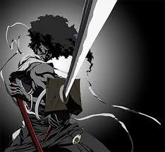 number 1 headband afro samurai anime tv tropes