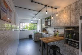 Professional Home Kitchen Design by Kitchen Design For Hdb Flat Latest Gallery Photo