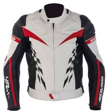 mens leather moto jacket spyke 4 race gp leather motorcycle jackets for men
