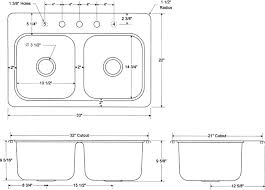 kitchen faucet sizes kitchen sink faucet size zhis me standard